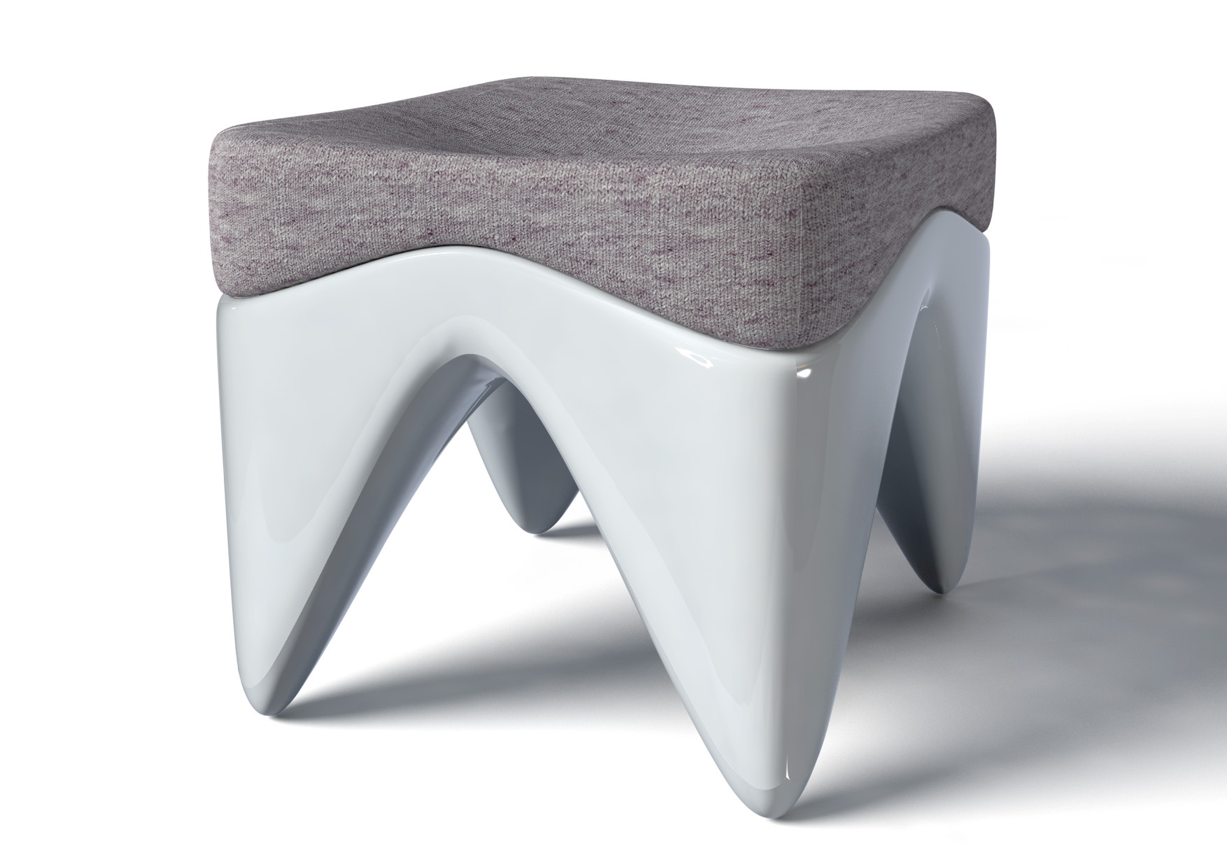 Tooth stool autodesk online gallery