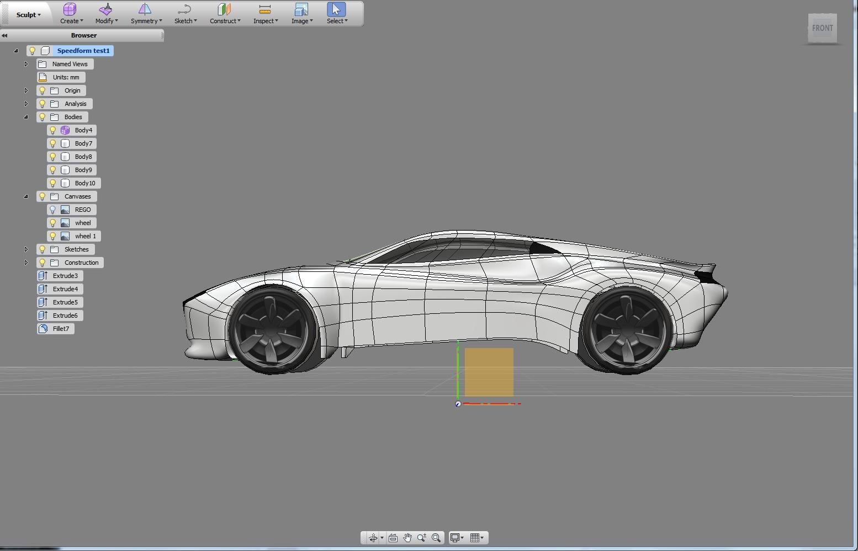 Autocad Automotive Pictures 120