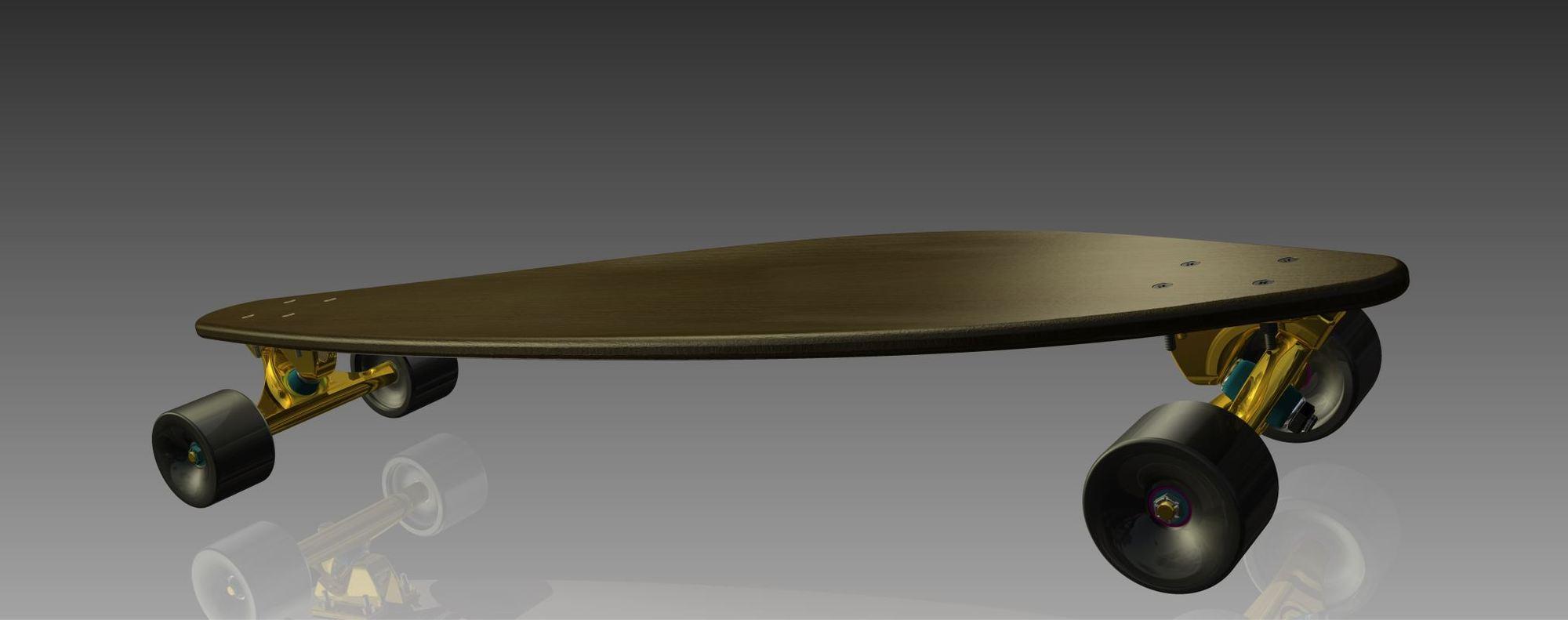 Longboardgolden