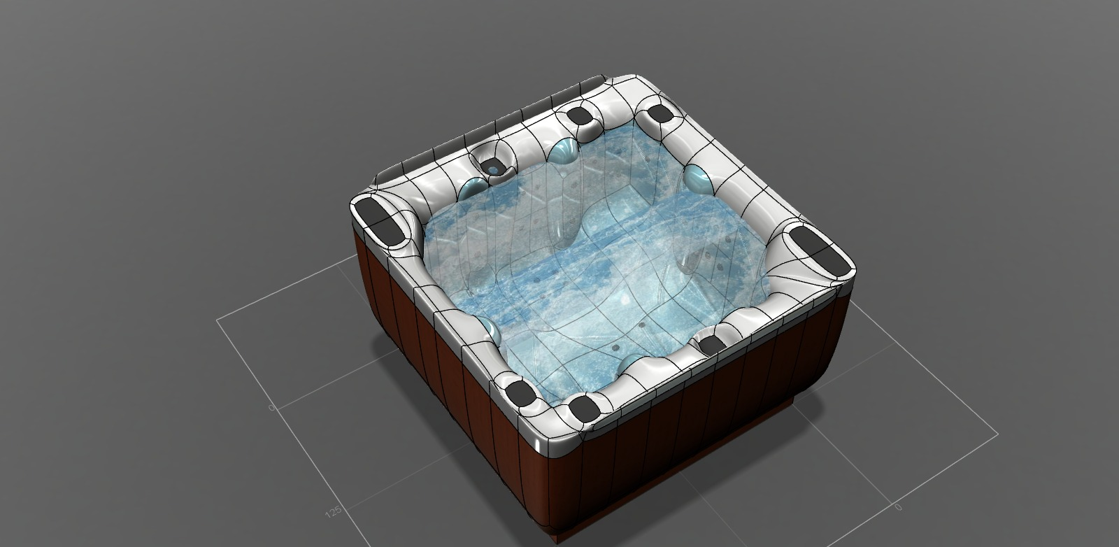 Spa/Hot Tub|Autodesk Online Gallery
