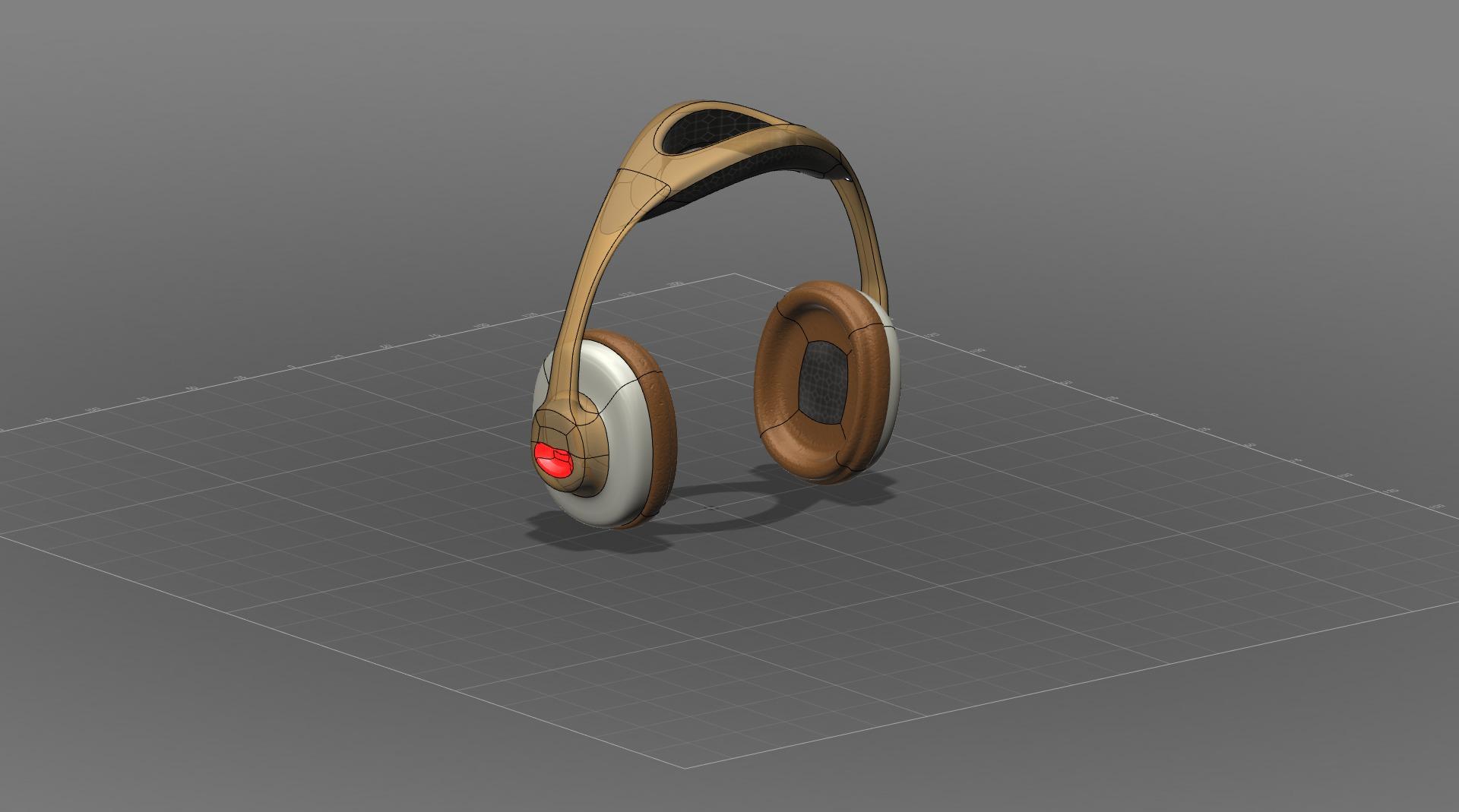 headphone tutorial|autodesk online gallery