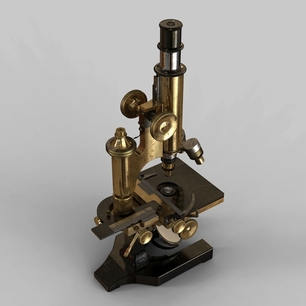 Microscope_with_stage
