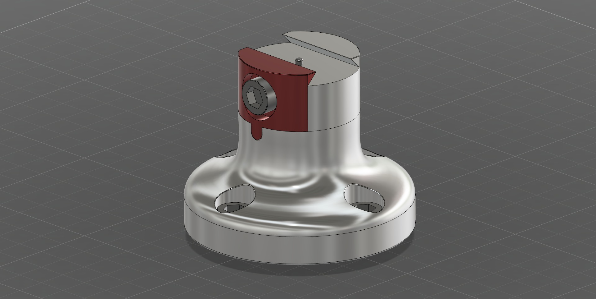 5 Axis Cnc Workholding Dovetail Fixture Autodesk Online