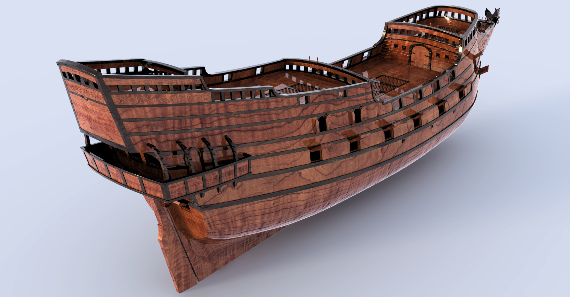 Galleon_rear4
