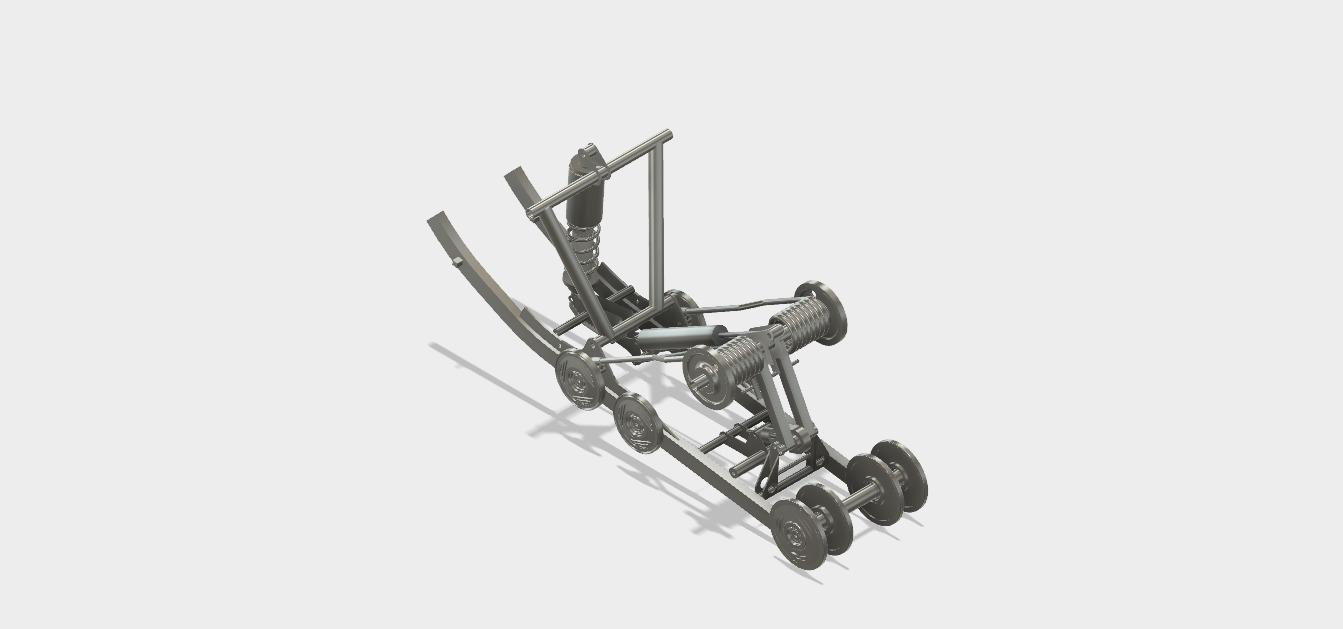 snowmobile_suspension Autodesk Online Gallery