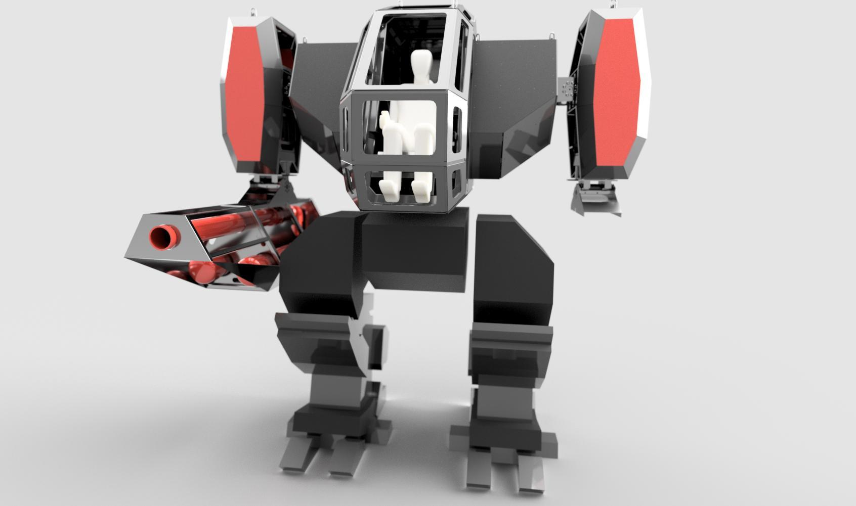 Megabot!!