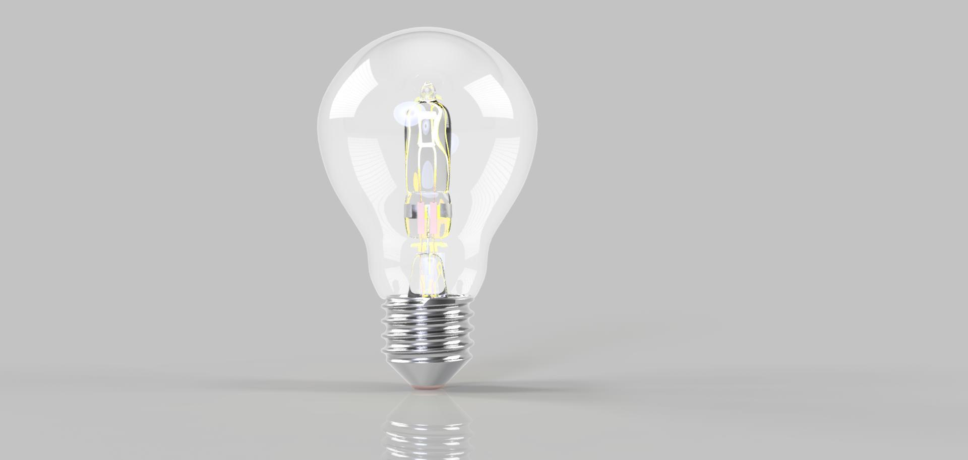 Halogen Light Bulb Autodesk Online Gallery