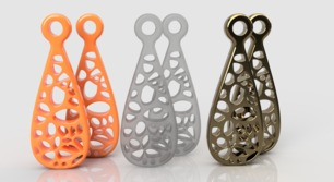 Voronoi_earrings