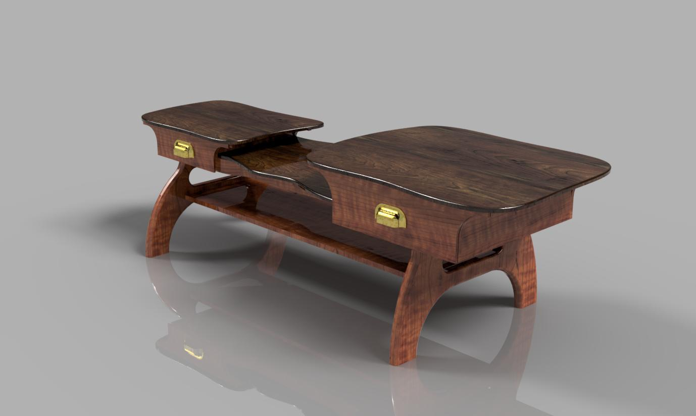 Coffee Table Autodesk Online Gallery