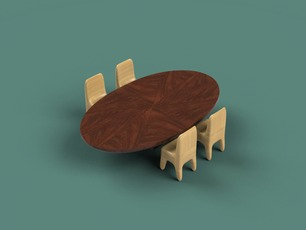 Table_isometric