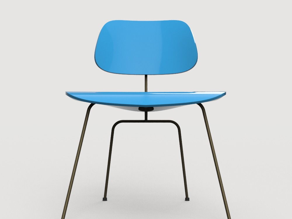 eames chair autodesk online gallery