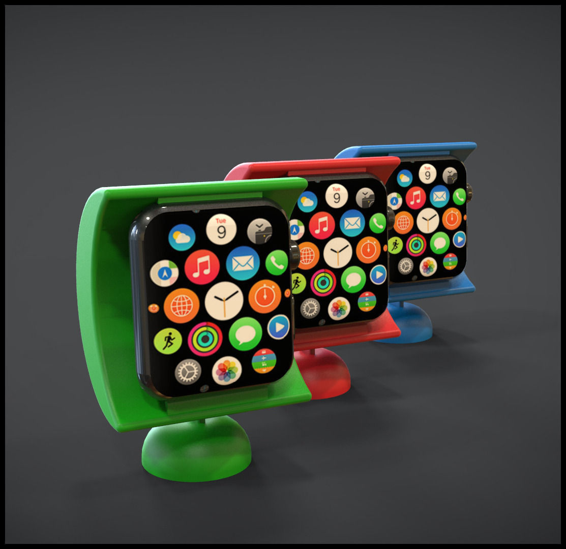 apple watch design 5 autodesk online gallery. Black Bedroom Furniture Sets. Home Design Ideas