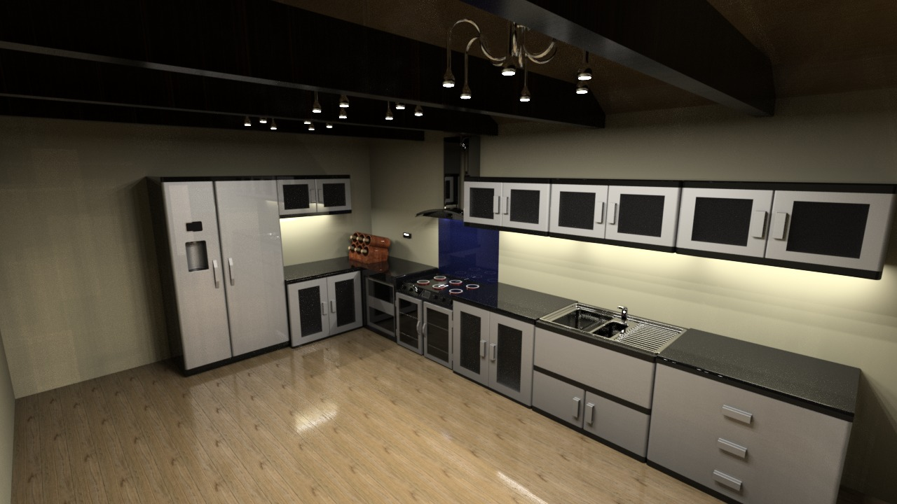 Modern Kitchen Design Autodesk Online Gallery