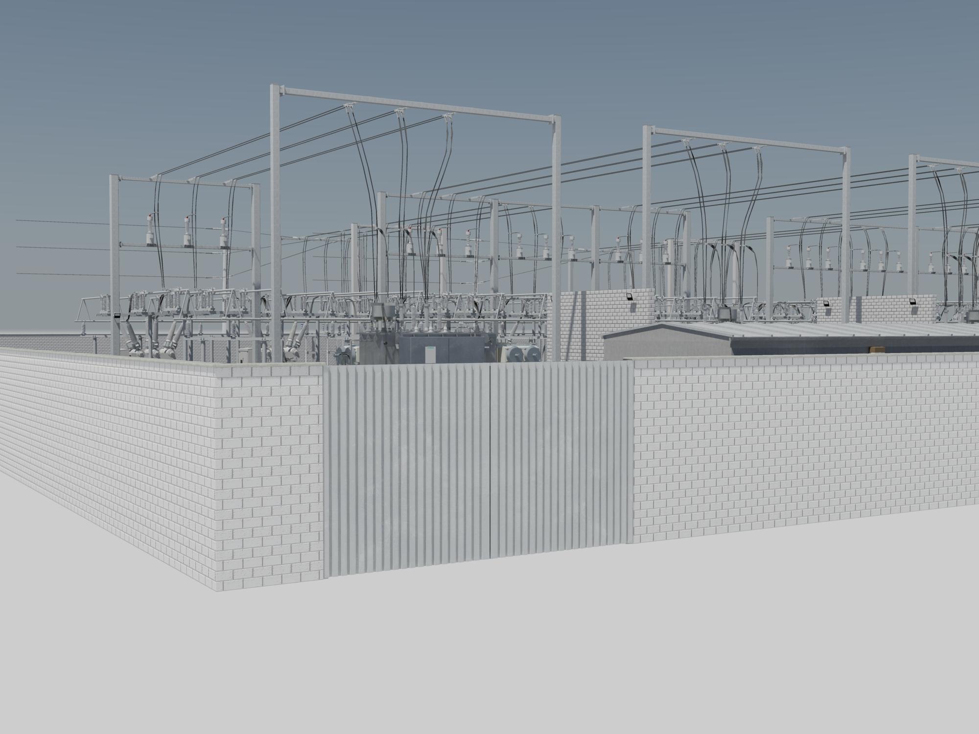 Substation design autodesk online gallery for Substation design