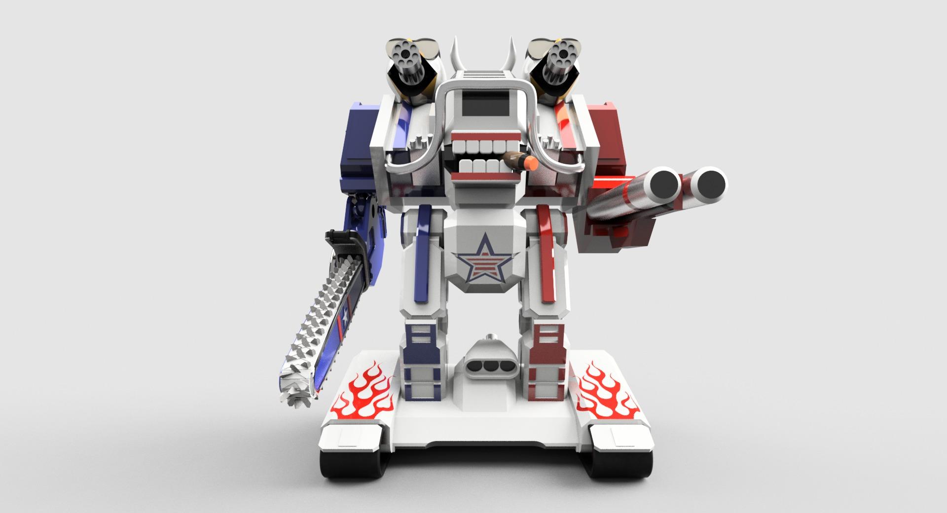 Murricabot