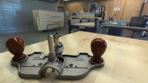 Handrouter