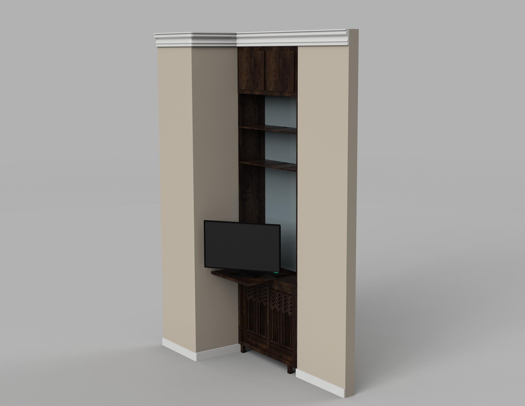 Laser Cut Cabinet Faces Autodesk Online Gallery