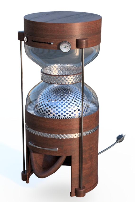 Coffeebeanroaster-lid