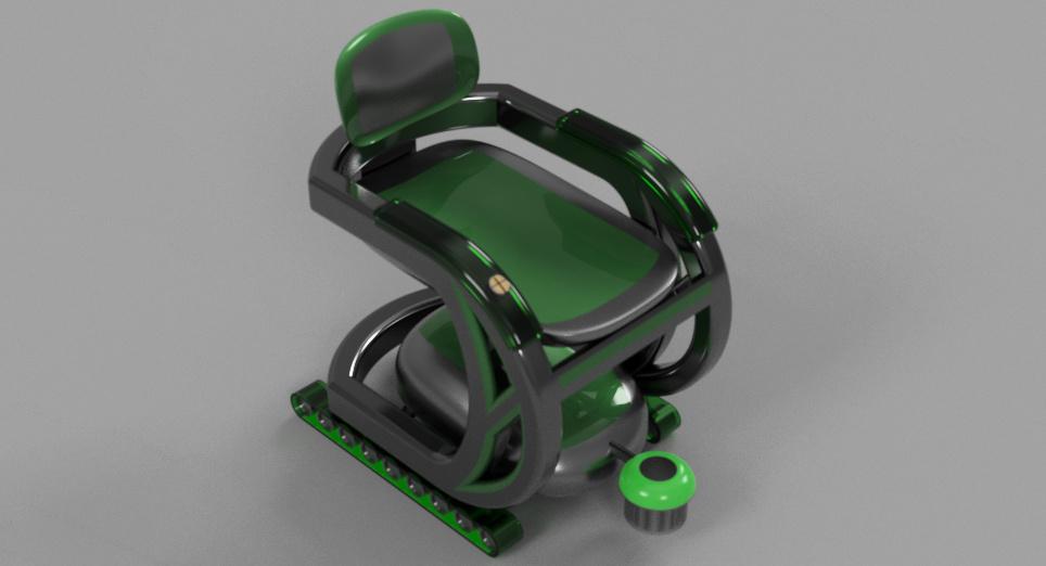Wheelchair With Floor Cleaner Autodesk Online Gallery