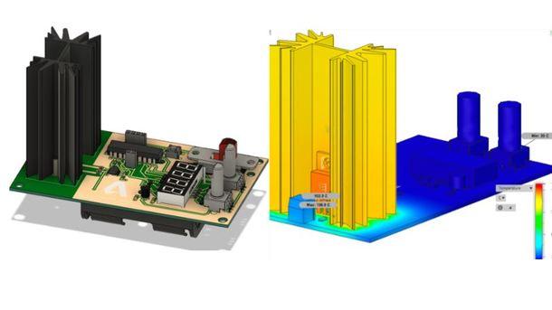 PCB Design Thermal Analysis