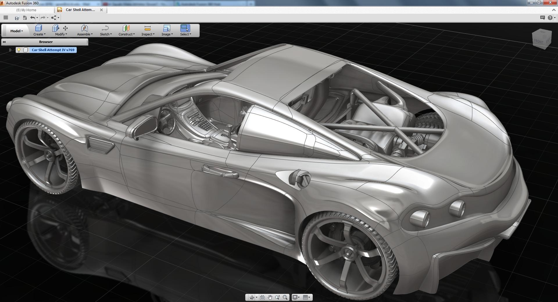 Car|Autodesk Online Gallery