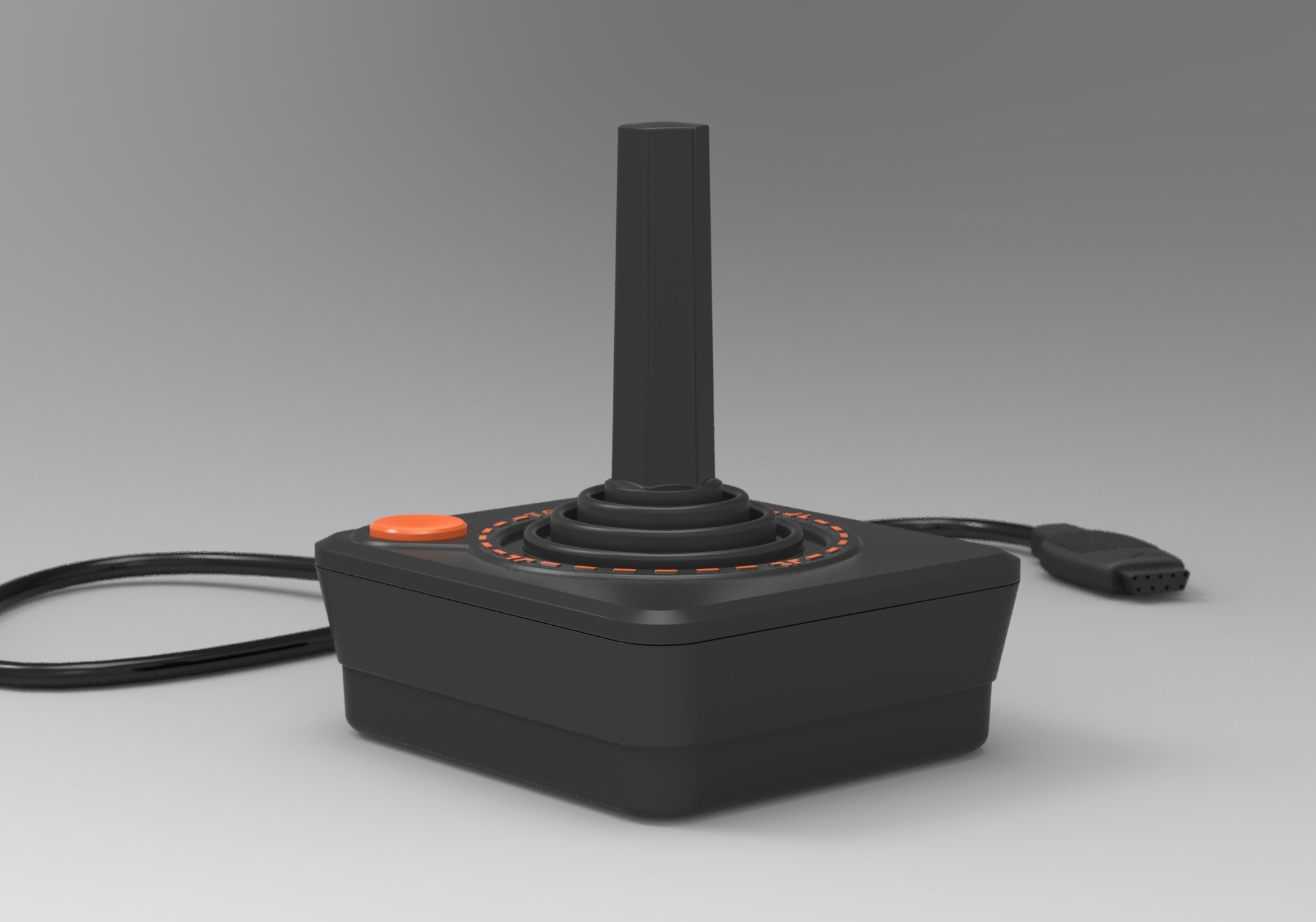 Atari Controller Autodesk Online Gallery