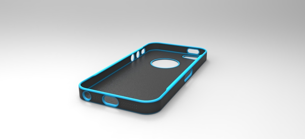 Iphone 5s case|Autodesk Online Gallery