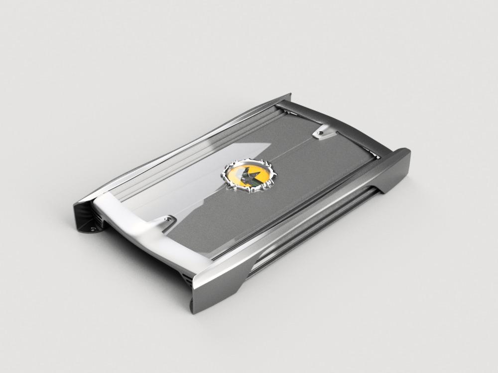 F360 Mobile Audio Amplifier|Autodesk Online Gallery