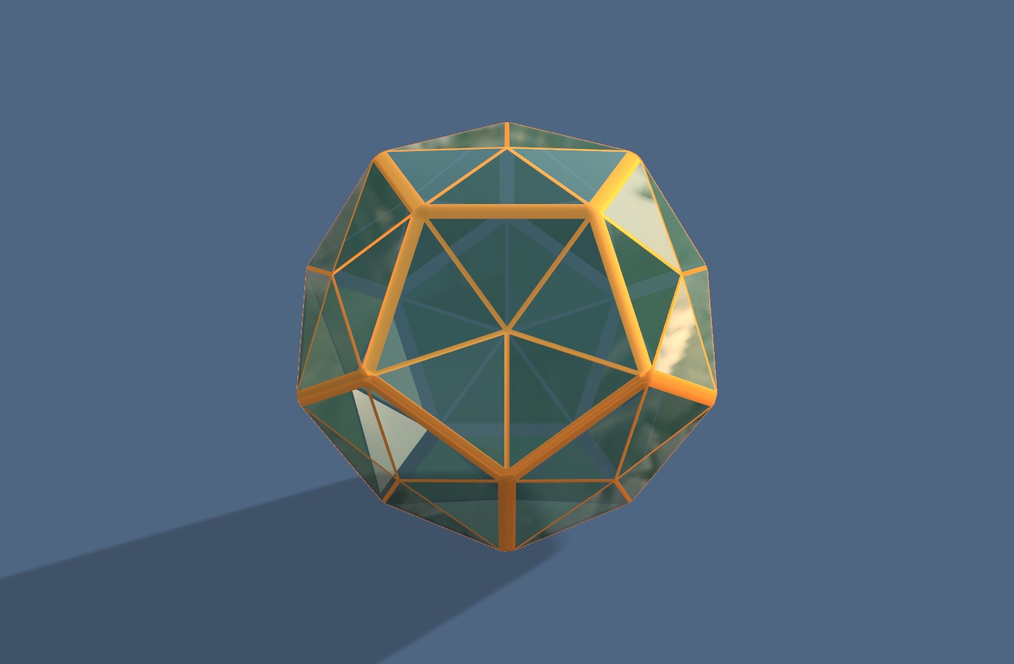 dodecahedron autodesk online gallery