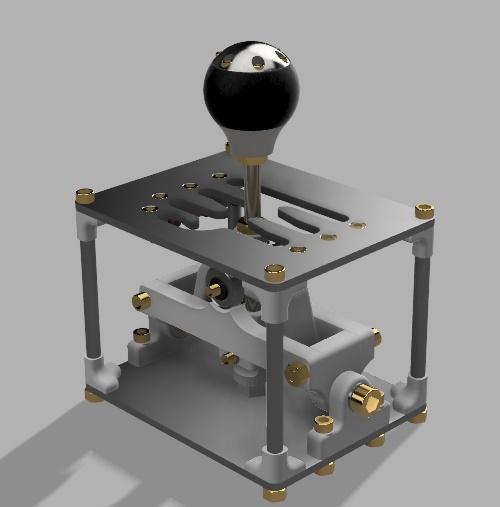 H Shifter|Autodesk Online Gallery